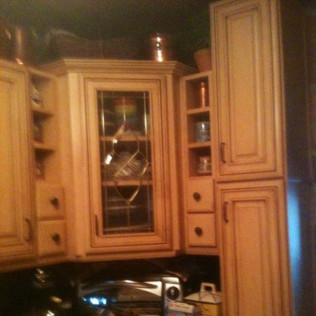 custom cabinet refacing wheeling il